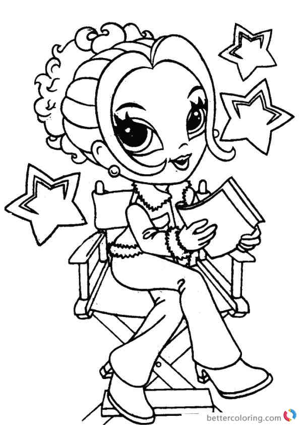 Lisa Frank Coloring Pages Kids Colouring Pages A4