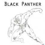 Black Panther Lego Coloring Pages Free Printable Coloring