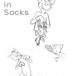 Dr Seuss Fox in Socks Coloring Pages Sketches