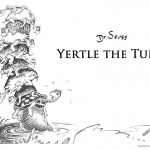 Dr Seuss Yertle the Turtle Coloring Page