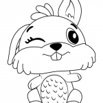 Giggling Raspoon From Hatchimals Coloring Pictures Free Printable