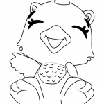 Hatchimals Colleggtibles Coloring Pages How To Draw Hatchy Free