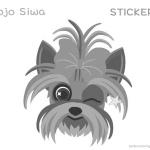Jojo Siwa Coloring Pages Cute Sticker
