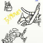Dinotrux coloring pages the cyrstal doodle