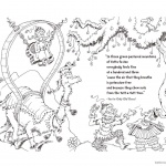 Dr Seuss coloring pages you are only old