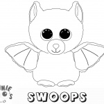 Beanie Boo Coloring pages Swoops
