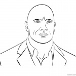 Jumanji Coloring Pages Dwayne Johnson Clipart welcome to the jungle