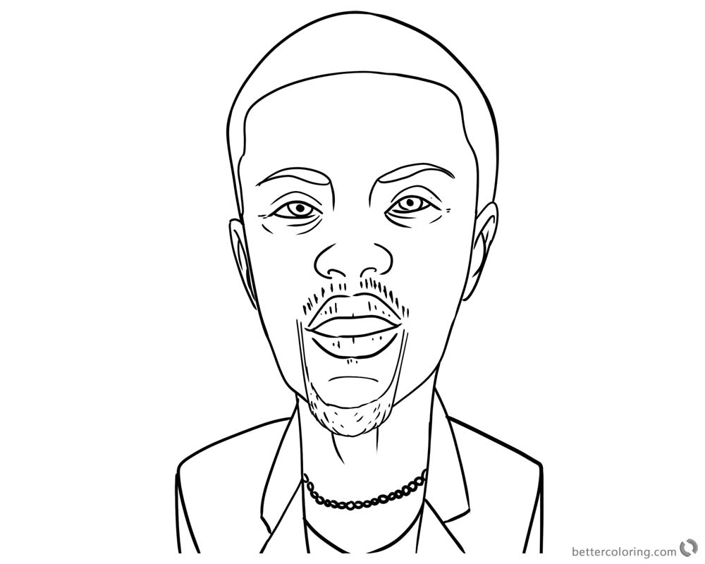 jumanji coloring pages | Jumanji Coloring Pages Kevin Hart Line Art - Free ...