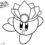 Kirby Coloring Pages Inspirational Kirby Picture
