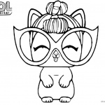 LOL Coloring Pages IT Kitty