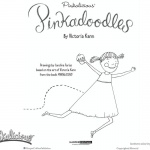 Pinkalicious Coloring Pages Book Cover