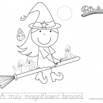 Pinkalicious Coloring Pages cartoon