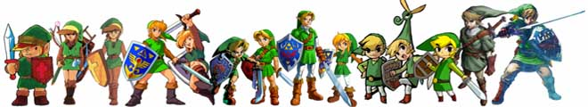 The Legend of Zelda Coloring Pages Category Image