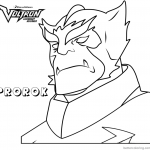 Voltron Coloring Pages Green Lion Free Printable Coloring Pages