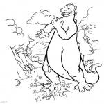 Godzilla Coloring Pages Godzilla Dancing