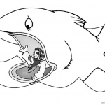 Jonah And The Whale Coloring Pages Jonah Ask for Forgiveness to God