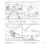 Jonah And The Whale Coloring Pages Story Pictures