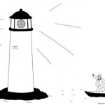 Lighthouse Coloring Pages Disco Lighthouse