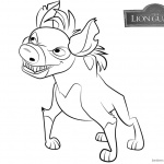 Lion Guard Coloring Pages Cheezi