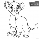 Lion Guard Coloring Pages Tiifu
