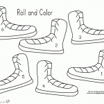 Pete the Cat Coloring Pages Color the Shoes