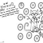 Pete the Cat Coloring Pages Pete Needs Help