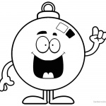 Raindrop Coloring Pages Cartoon Line Drawing