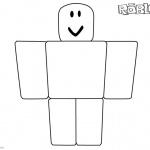 Roblox Girl Coloring Pages - Free Printable Coloring Pages