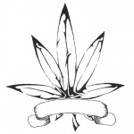 Weed Coloring Pages Weed Tattoos