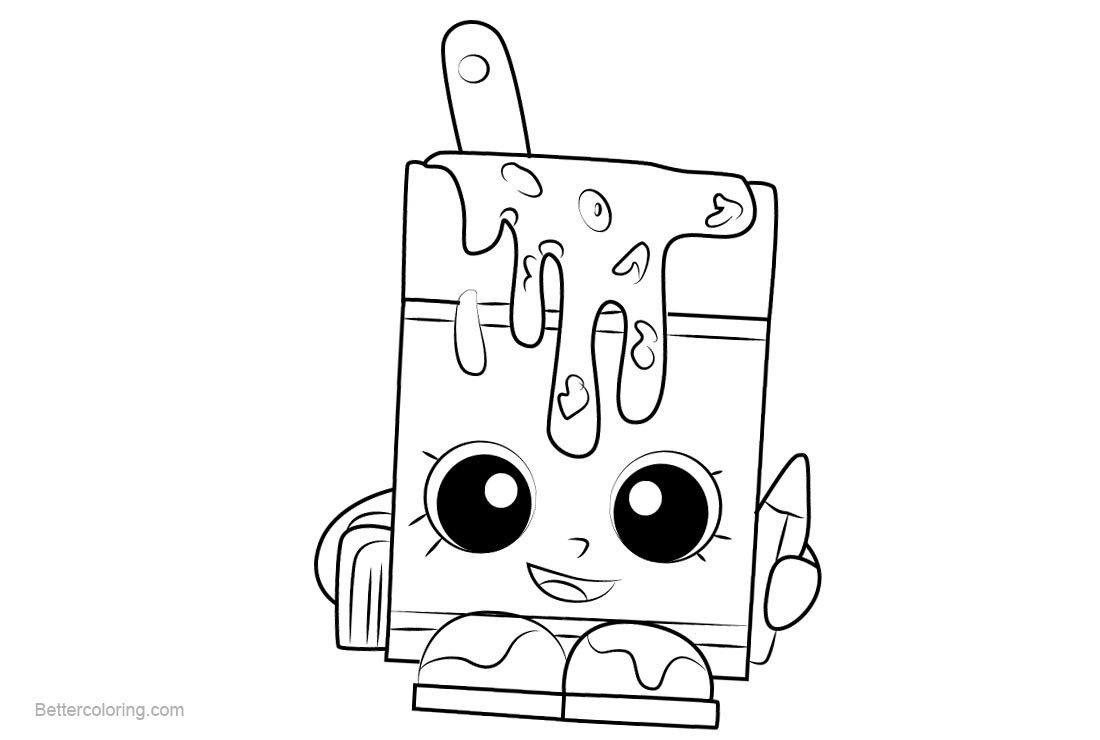 Free Alpha Soup Shopkins Coloring Pages Printable and Free printable