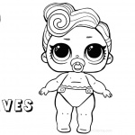 LOL Coloring Pages Series 3 Lil