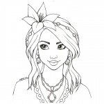 Baylee Jae Coloring Pages