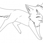 Cat Coloring Pages Line Drawing
