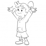 Curious George Coloring Pages Allie