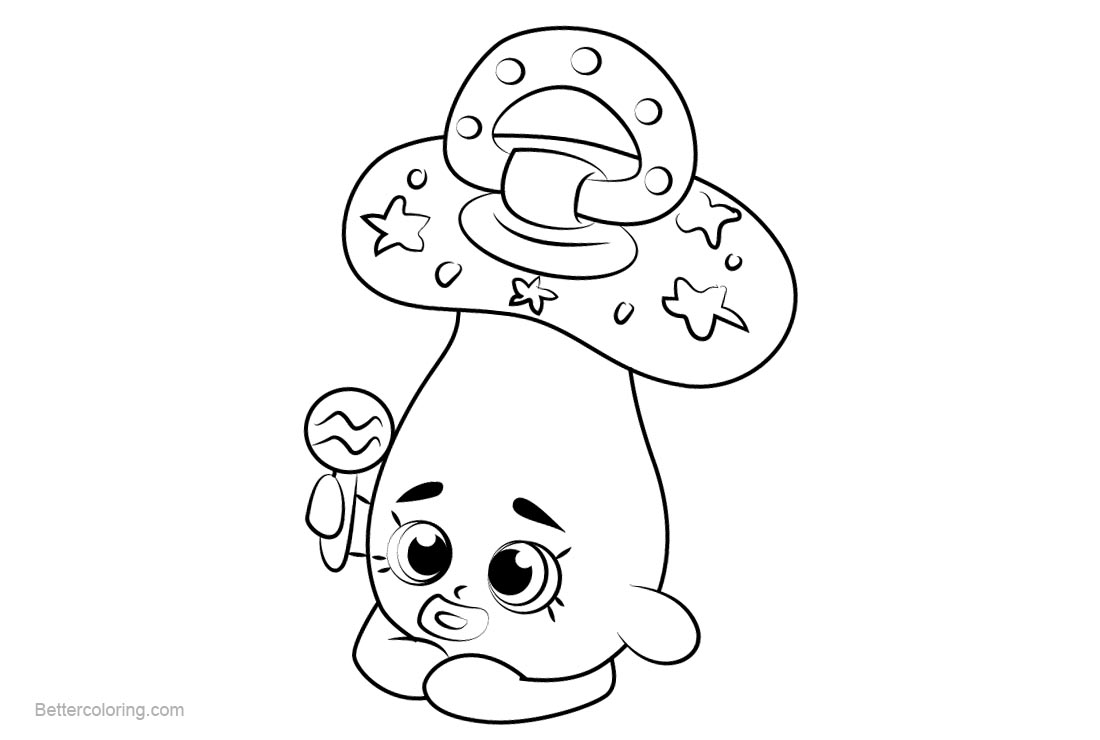Free Dum Mee Mee Shopkins Coloring Pages Printable and Free printable