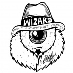 Graffiti Coloring Pages One Eye Wizard