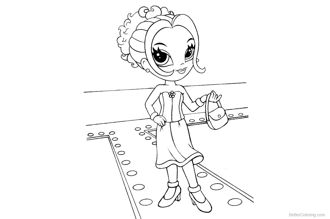 Lovely Lisa Frank Coloring Pages Free Printable Coloring Pages