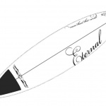 Surfboard Coloring Pages Realistic Drawing