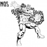 Thanos from Marvel Coloring Pages