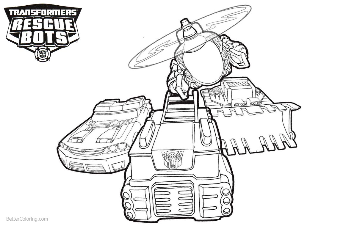 transformers rescue bots coloring pages vehicles free printable coloring pages. Black Bedroom Furniture Sets. Home Design Ideas