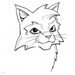 Warrior Cats Coloring Pages Free Printable Coloring Pages