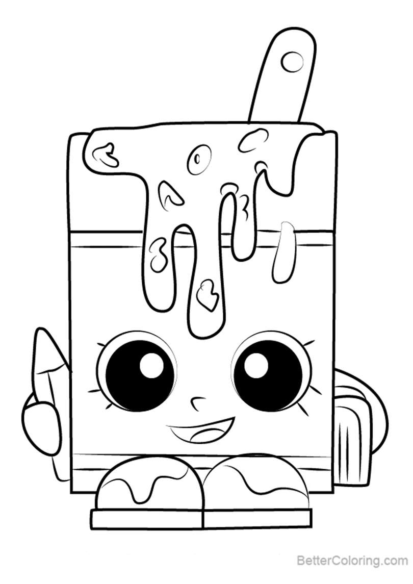 Free Alpha Soup from Shopkins Coloring Pages printable