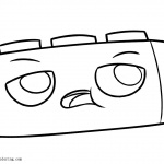UniKitty Coloring Pages Puppycorn - Free Printable ...