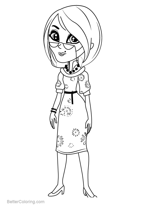 Free Littlest Pet Shop Coloring Pages Mrs. Anna Twombly printable