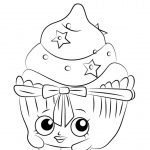 Tiny From Shopkins Coloring Pages Free Printable Coloring Pages