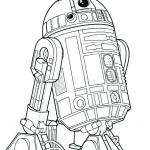 R2d2 Coloring Pages Cyberman C3po Dalek R2d2 By Keefy Free