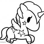Tokidoki Unicorno Coloring Pages by umbreon72 - Free Printable ...
