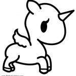 Tokidoki Unicorno Coloring Pages Pegasus Base by umbreon72 ...