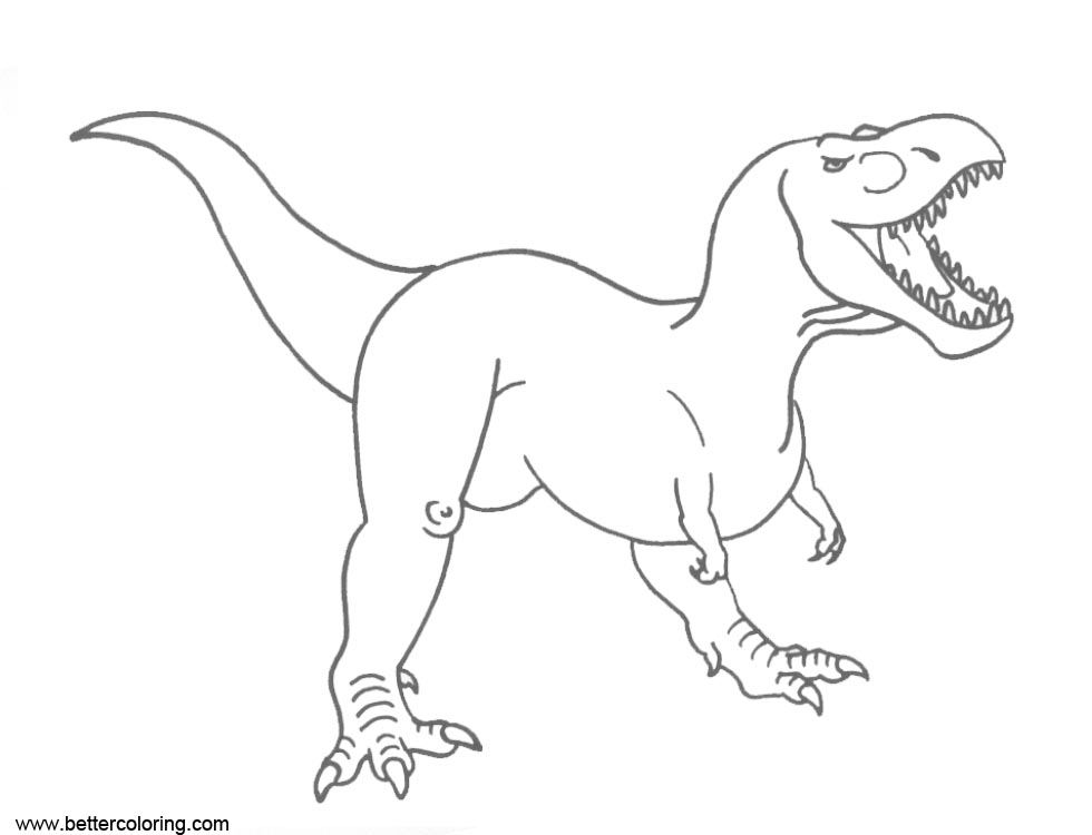 jurassic world fallen kingdom coloring pages simple dinosaurs