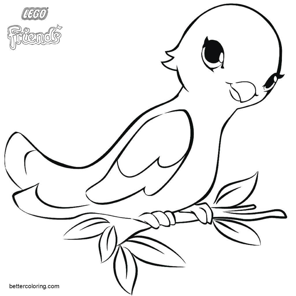 Bird Nest Coloring Page 15038 robinosns coloring pages princesses ...